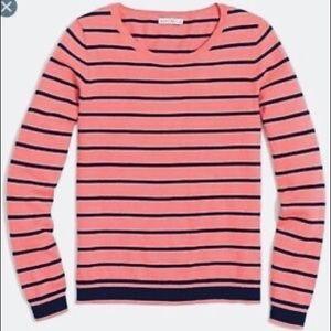 J. Crew Peyton Striped Sweater